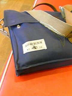 犬印鞄製作所の